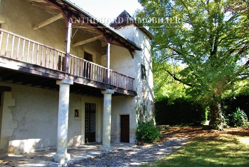 Finest uac maison forte sur prigueux with maison perigueux for Achat maison perigueux