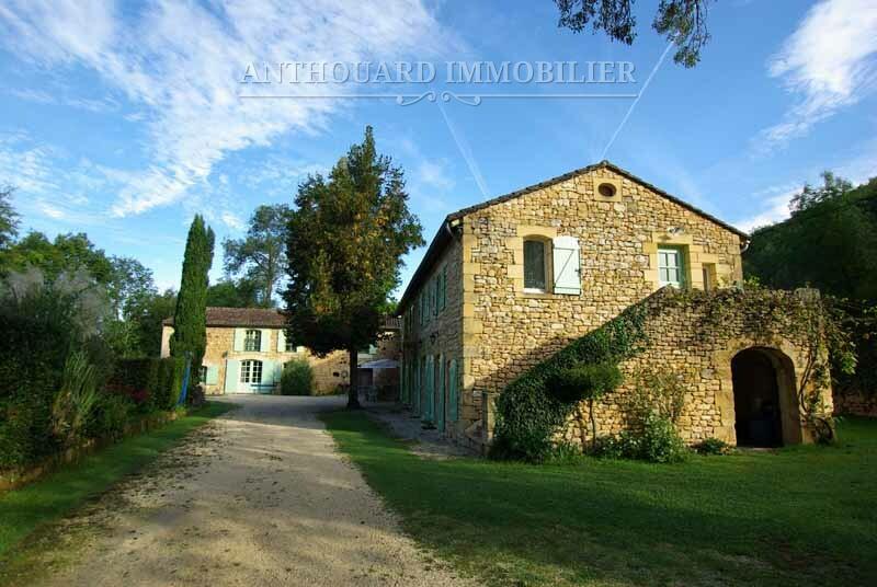Anthouard Immobilier Moulin et Gîtes à vendre à Lalinde (1)