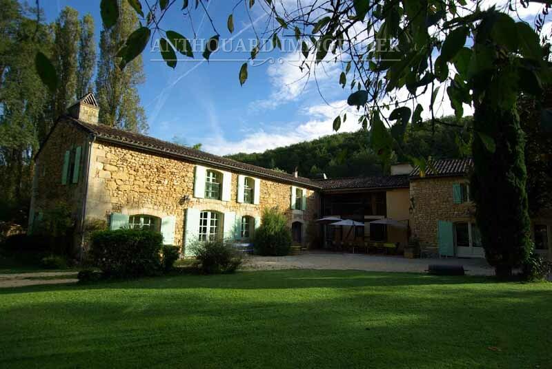 Anthouard Immobilier Moulin et Gîtes à vendre à Lalinde (10)