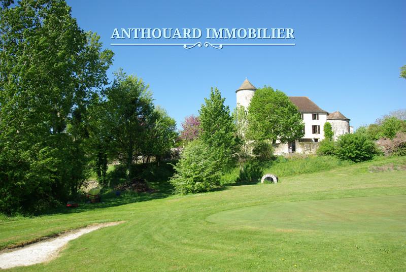 Anthouard Immobilier Ref 1089 Château à vendre à Bergerac, Dordogne (12)