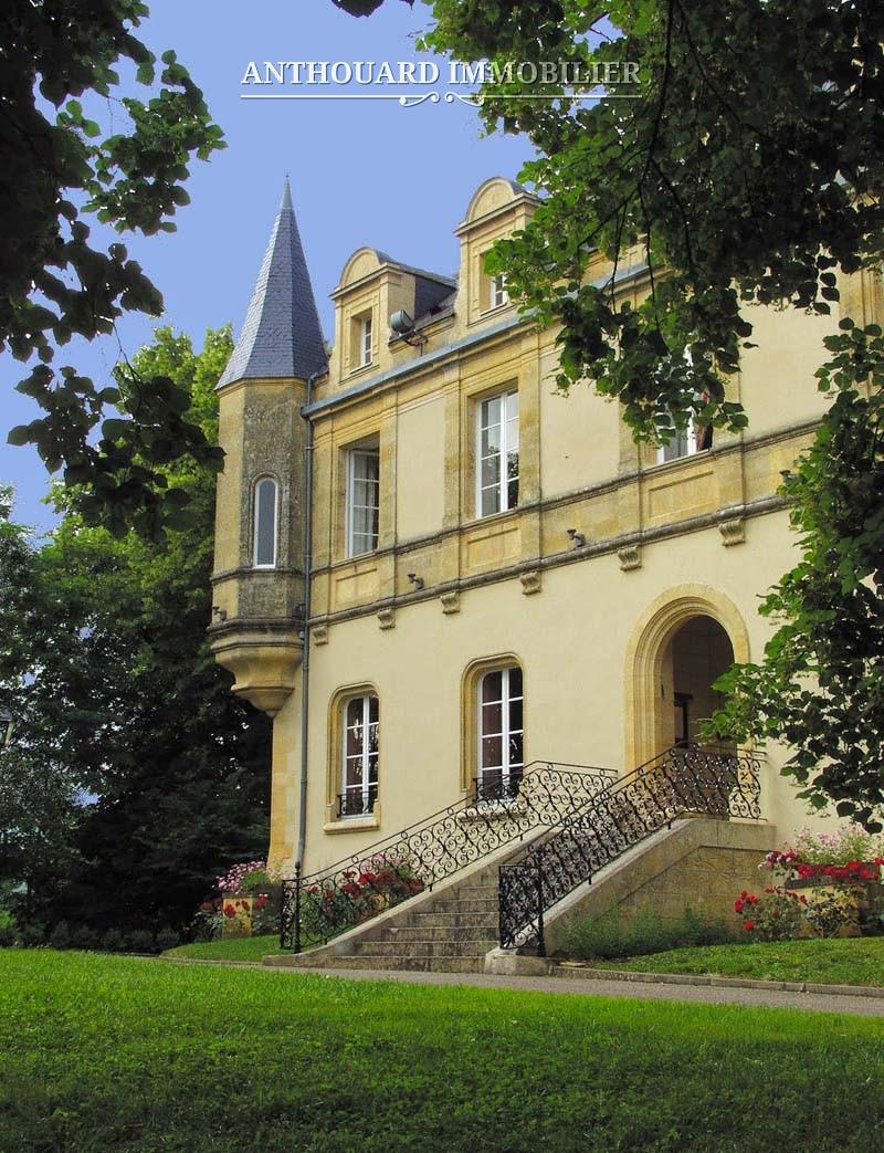 Château côté sud