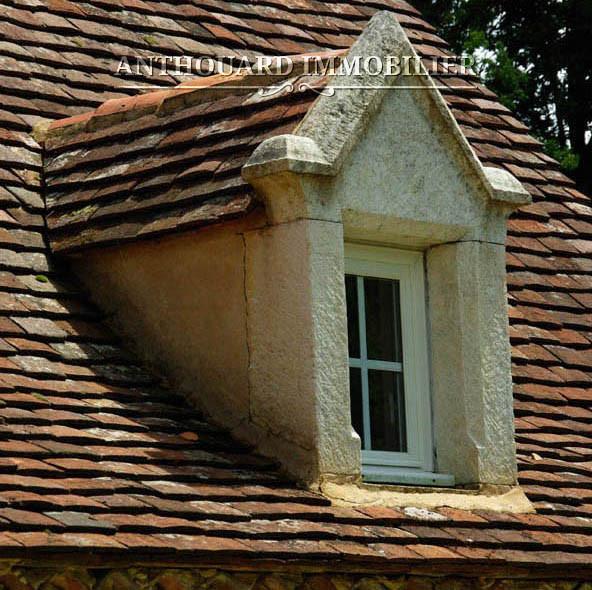 Vente château charme pierre fenêtre