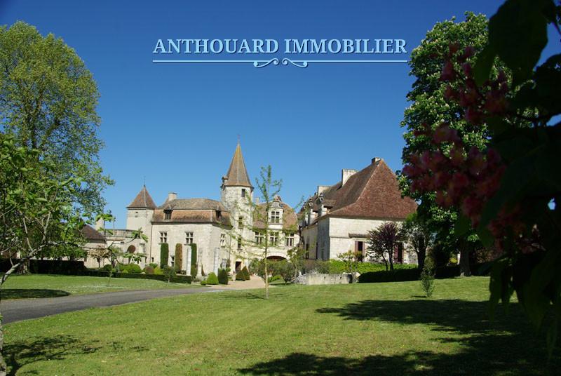 REF 1051 A VENDRE CHATEAU DORDOGNE PERIGORD ANTHOUARD IMMOBILIER (54) - Copie - Copie