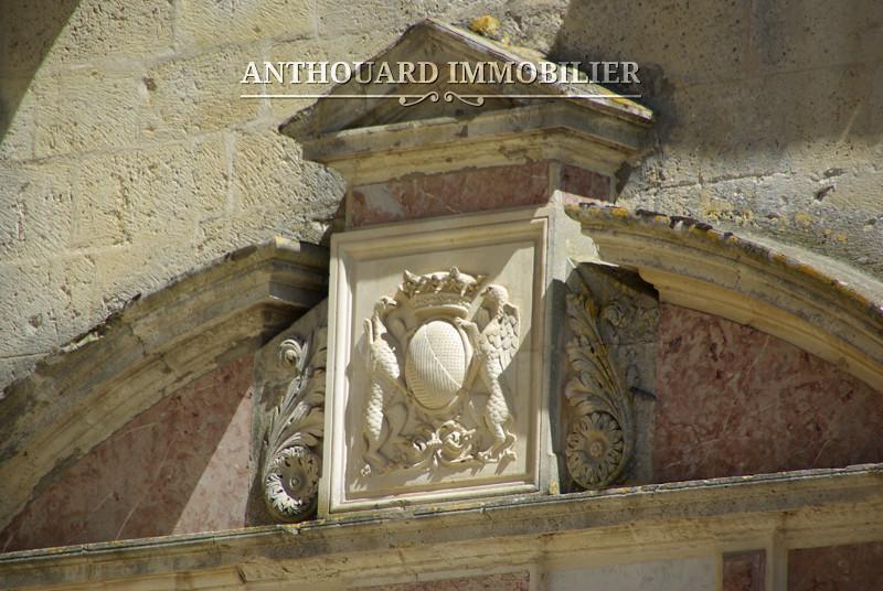 REF 1051 A VENDRE CHATEAU DORDOGNE PERIGORD ANTHOUARD IMMOBILIER (91)