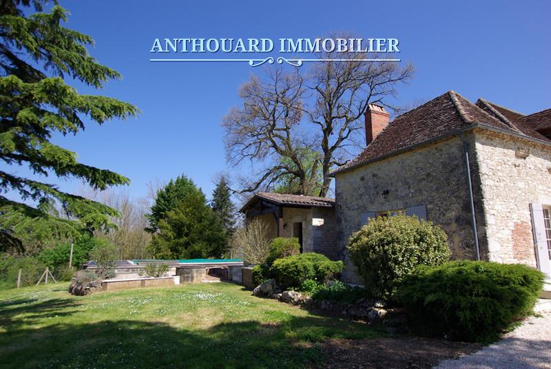 Anthouard Immobilier Ref 1087 Propriété en vente à Bergerac, vallée de la Dordogne (17)