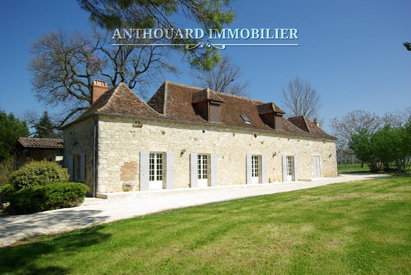 Anthouard Immobilier Ref 1087 Propriété en vente à Bergerac, vallée de la Dordogne (21)