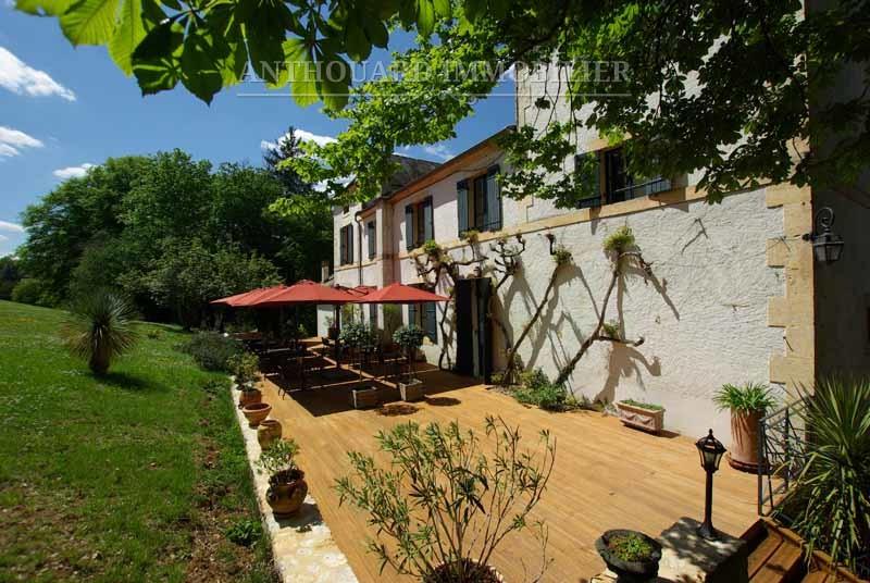 A vendre Périgueux, demeure de charme Agence Immobilière Anthouard Ref70 (18)