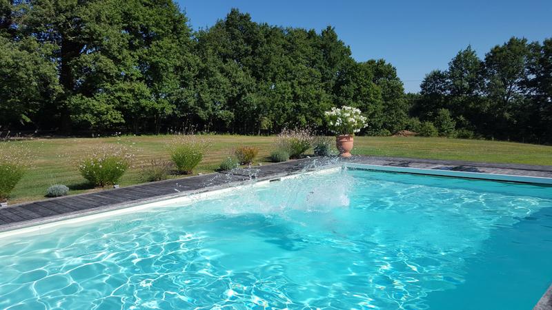 Immobilier de luxe achat maison piscine