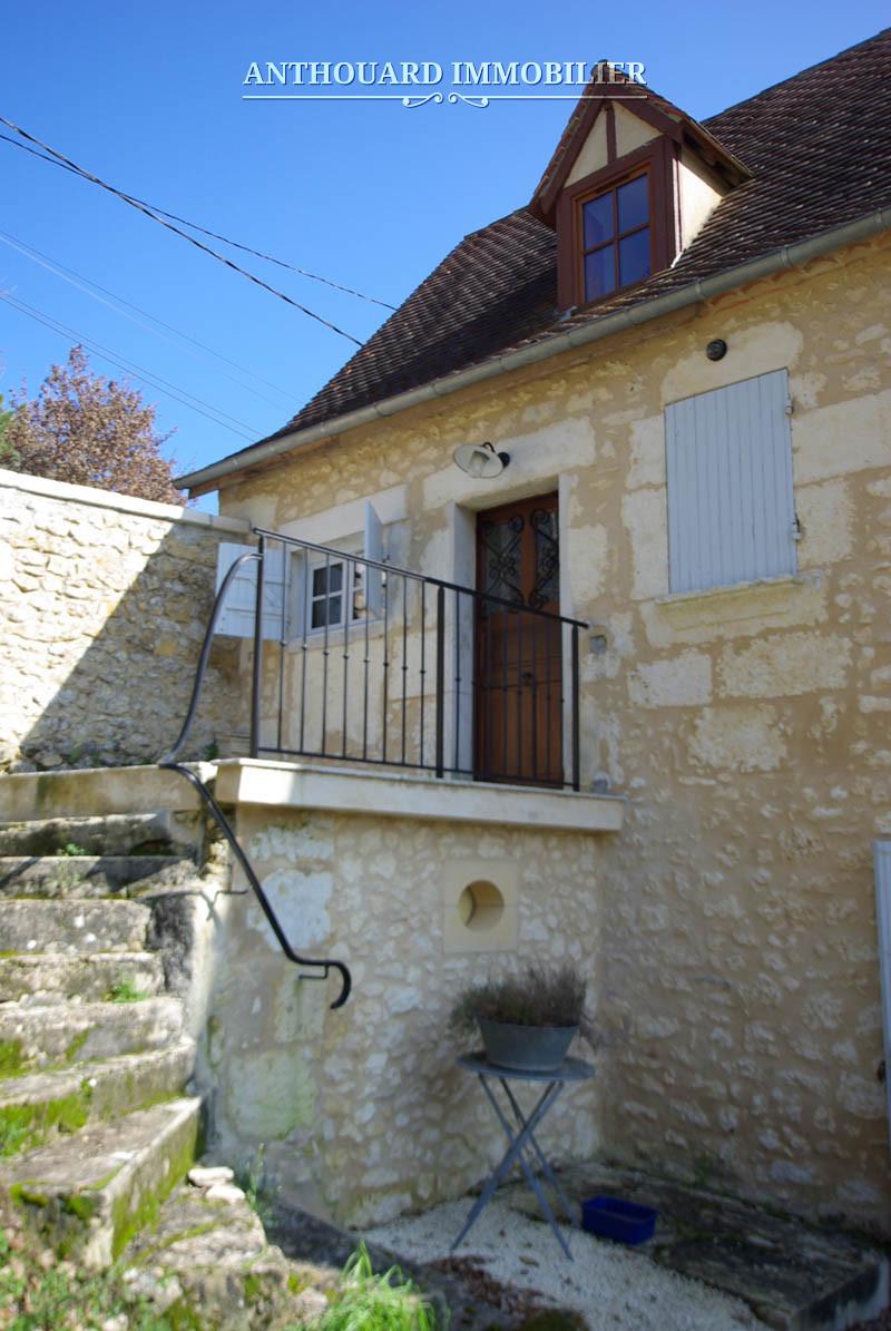 Anthouard Immobilier Ref 1129, Propriété à vendre en Dordogne, entre Bergerac et Périgueux, maison en pierre (18)