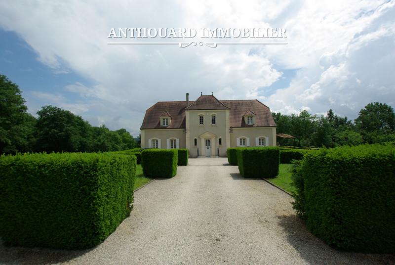Anthouard Immobilier Ref 1152. A vendre à Bergerac, Dordogne, propriété maison d'architecte avec piscine (29)