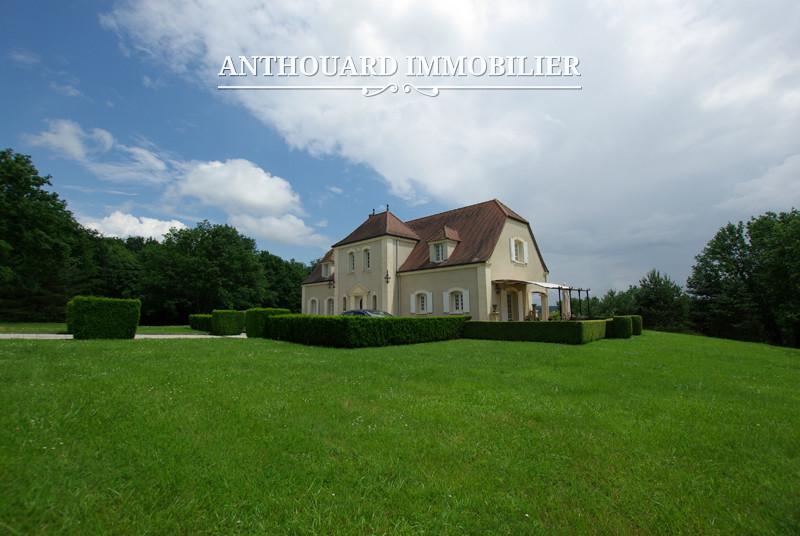 Anthouard Immobilier Ref 1152. A vendre à Bergerac, Dordogne, propriété maison d'architecte avec piscine (30)