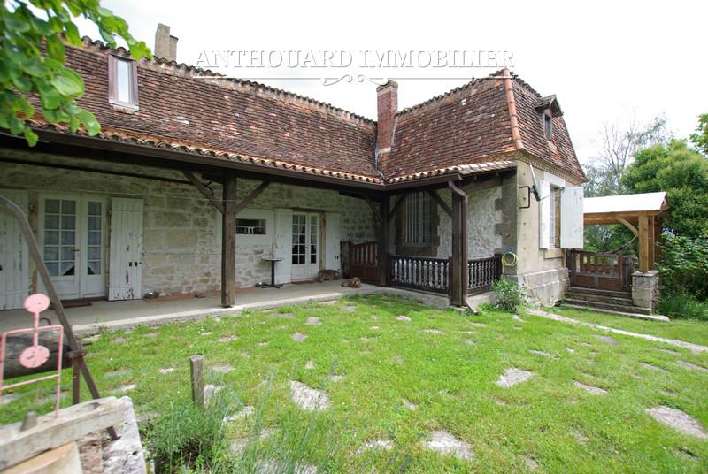 Anthouard Immobilier Ref 1155 demeure de charme en village proche Bergerac (13)