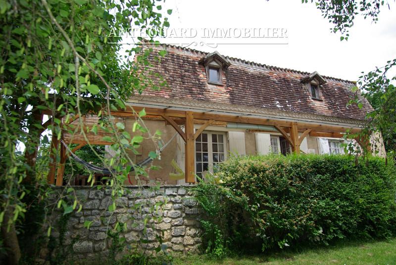Anthouard Immobilier Ref 1155 demeure de charme en village proche Bergerac (2)