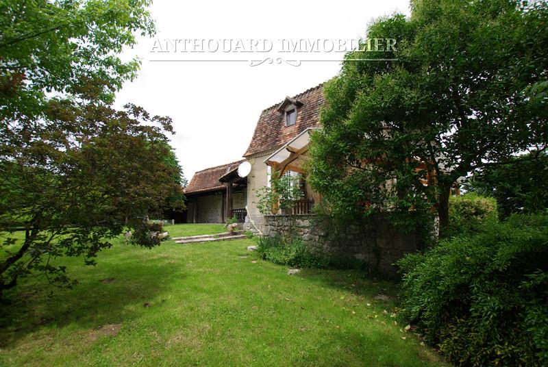Anthouard Immobilier Ref 1155 demeure de charme en village proche Bergerac (4)