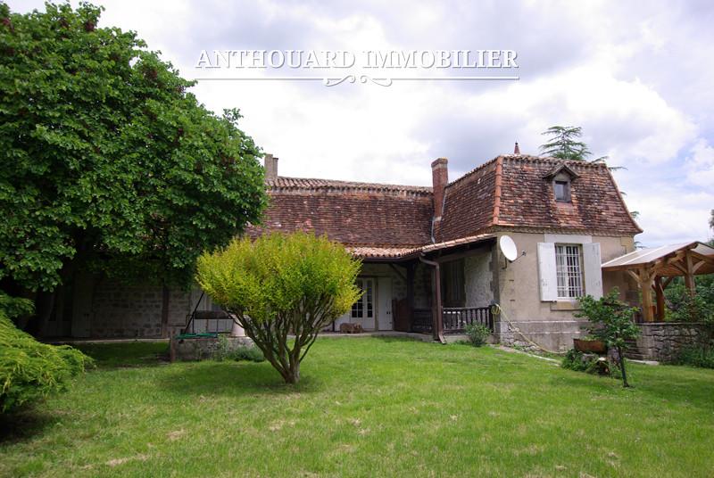 Anthouard Immobilier Ref 1155 demeure de charme en village proche Bergerac (8)