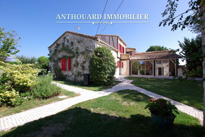 Anthouard Immobilier Ref 1177 Maison en pierre à vendre en Dordogne Périgord Bergerac (10)