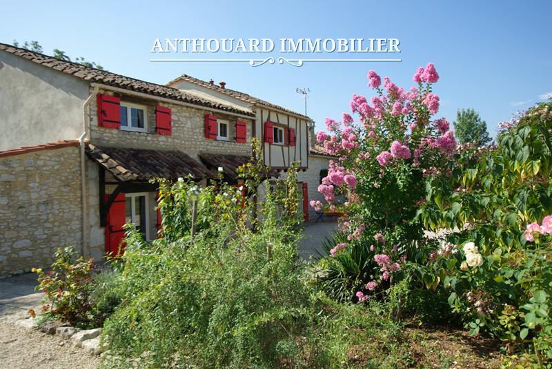 Anthouard Immobilier Ref 1177 Maison en pierre à vendre en Dordogne Périgord Bergerac (13)