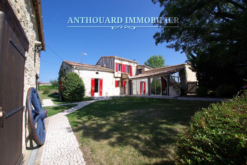 Anthouard Immobilier Ref 1177 Maison en pierre à vendre en Dordogne Périgord Bergerac (9)