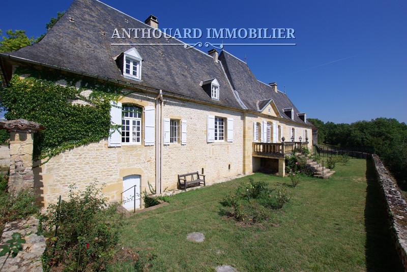 Anthouard Immobilier Ref 1178 A vendre en Dordogne, Périgord, Chartreuse Chateau (60)