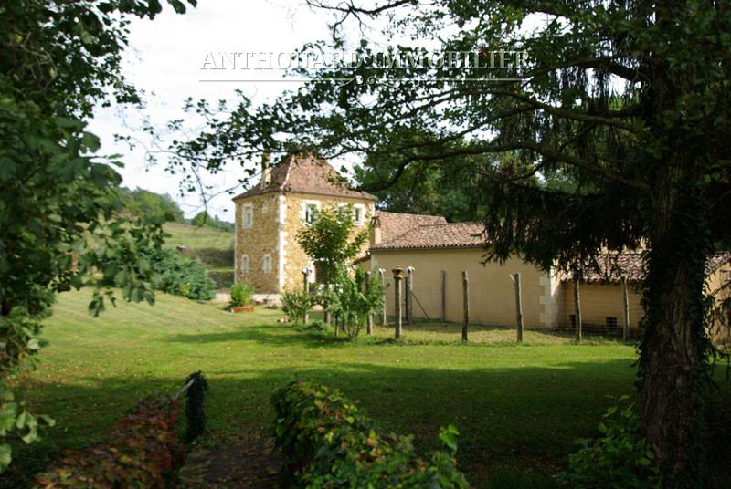 Anthouard Immobilier Ref 1181, ancien moulin à vendre, propriété en Dordogne, Bergerac (3)