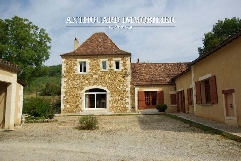 Anthouard Immobilier Ref 1181, ancien moulin à vendre, propriété en Dordogne, Bergerac (9)