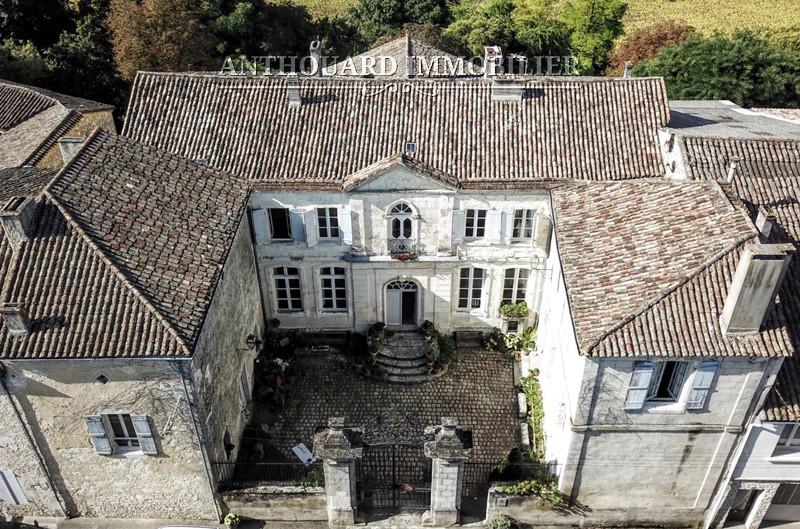 Anthouard Immobilier Ref 1192 Château à vendre en Périgord (30)