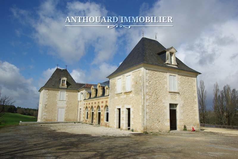 Agence Immobiliere Anthouard Dordogne Périgors, château à vendre Propriété (11)