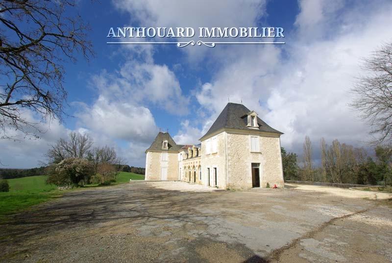 Agence Immobiliere Anthouard Dordogne Périgors, château à vendre Propriété (21)