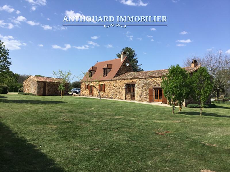 Anthouard Immobilier Ref 1200 A vendre en Dordogne, Périgord, Beaumont, propriété, maisons en pierre (2)
