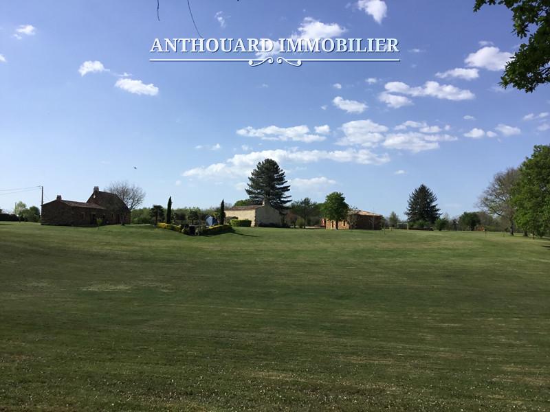 Anthouard Immobilier Ref 1200 A vendre en Dordogne, Périgord, Beaumont, propriété, maisons en pierre (3)