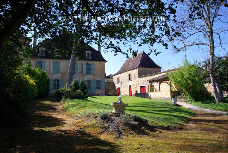 Anthouard Immobilier A vendre propriété, maison en pierre en Dordogne Périgord (11)