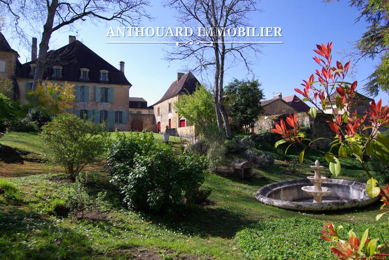 Anthouard Immobilier A vendre propriété, maison en pierre en Dordogne Périgord (12)