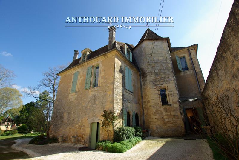 Anthouard Immobilier A vendre propriété, maison en pierre en Dordogne Périgord (76)
