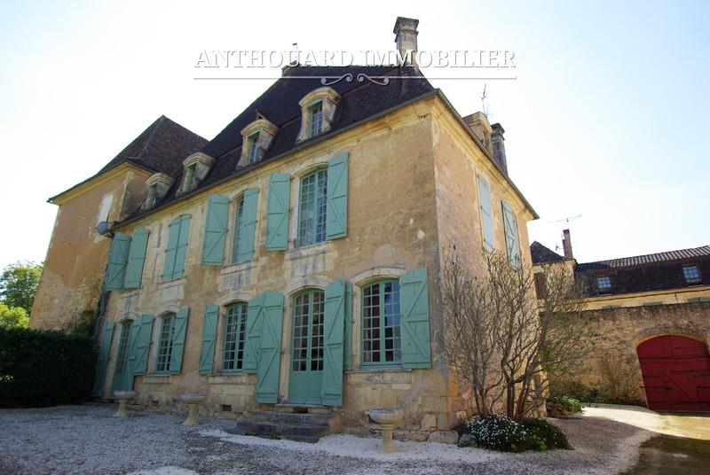Anthouard Immobilier A vendre propriété, maison en pierre en Dordogne Périgord (78)