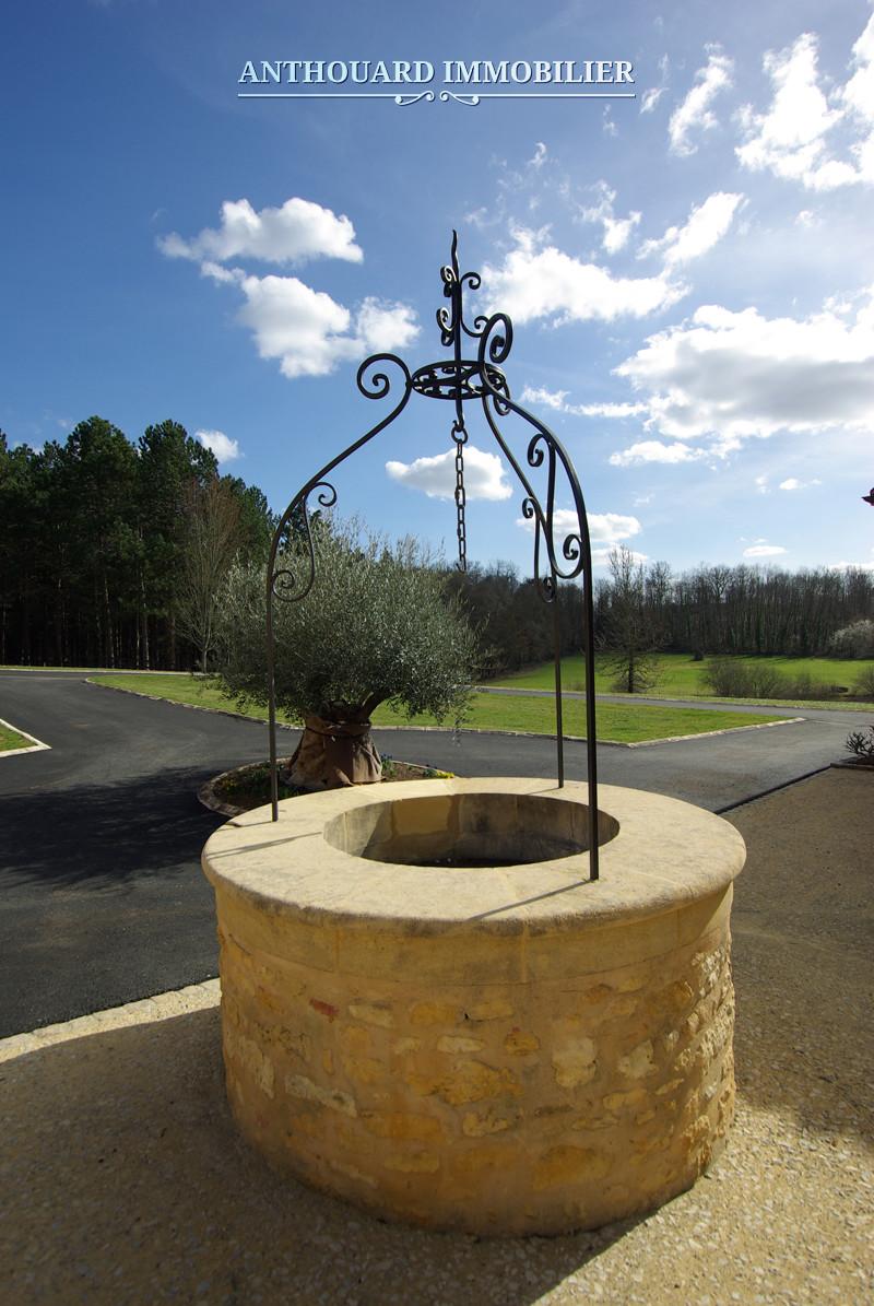 Anthouard Immobilier Ref 1204 Dordogne, Périgord, propriété à vendre, château (4)