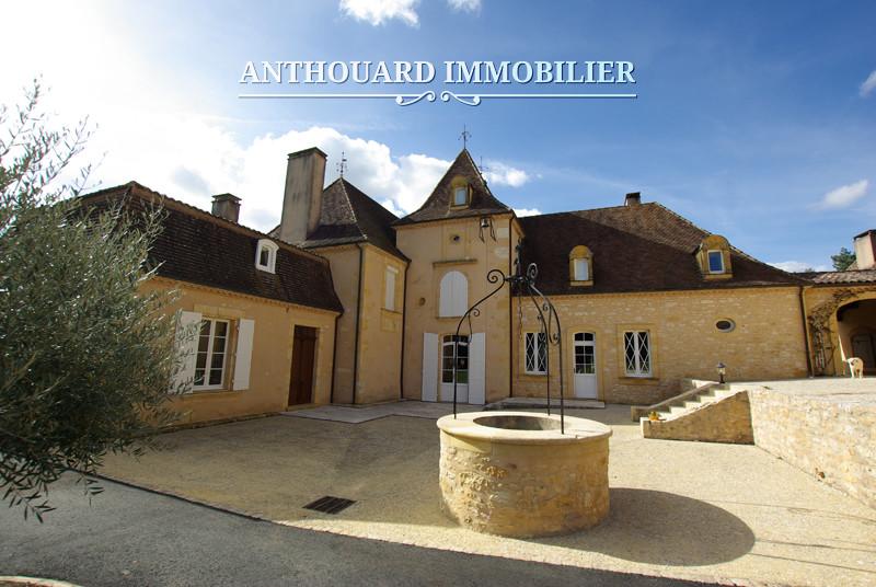 Anthouard Immobilier Ref 1204 Dordogne, Périgord, propriété à vendre, château (5) - Copie
