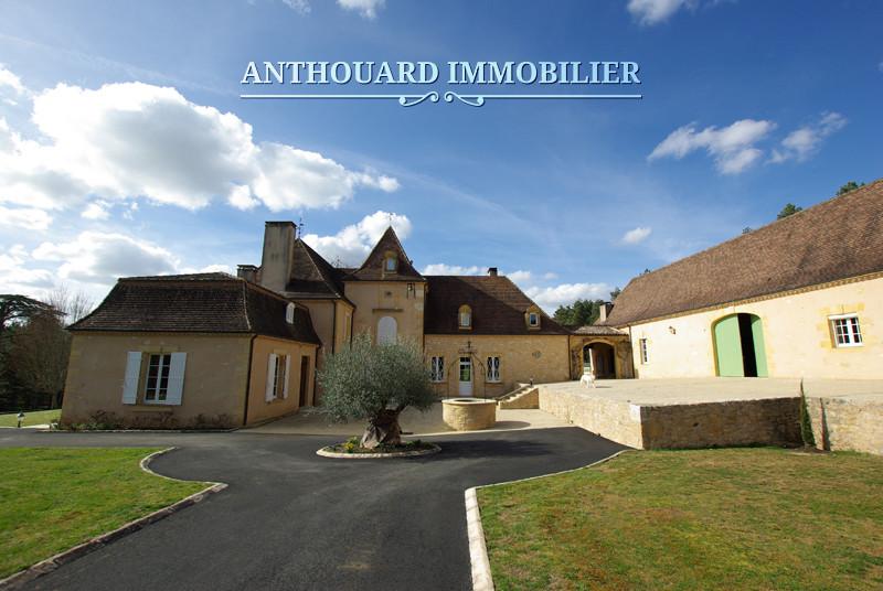 Anthouard Immobilier Ref 1204 Dordogne, Périgord, propriété à vendre, château (6) - Copie