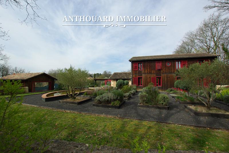Anthouard Immobilier Ref 1208 Propriété à vendre en Périgord, Dordogne, proche Bergerac, maison (30)