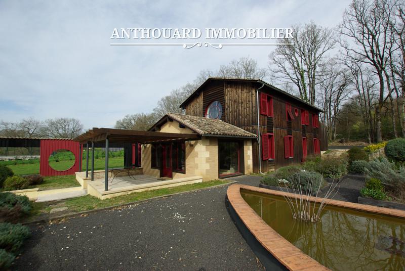 Anthouard Immobilier Ref 1208 Propriété à vendre en Périgord, Dordogne, proche Bergerac, maison (6)