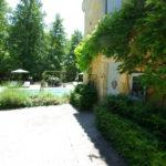 moulin a vendre Perigord paysage jardin
