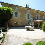 Vente moulin propriété charme Périgord jardin