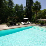 Moulin achat chambre hôte piscine extérieure