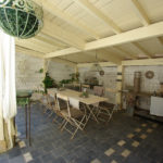 Acheter moulin Périgord décoration terrasse