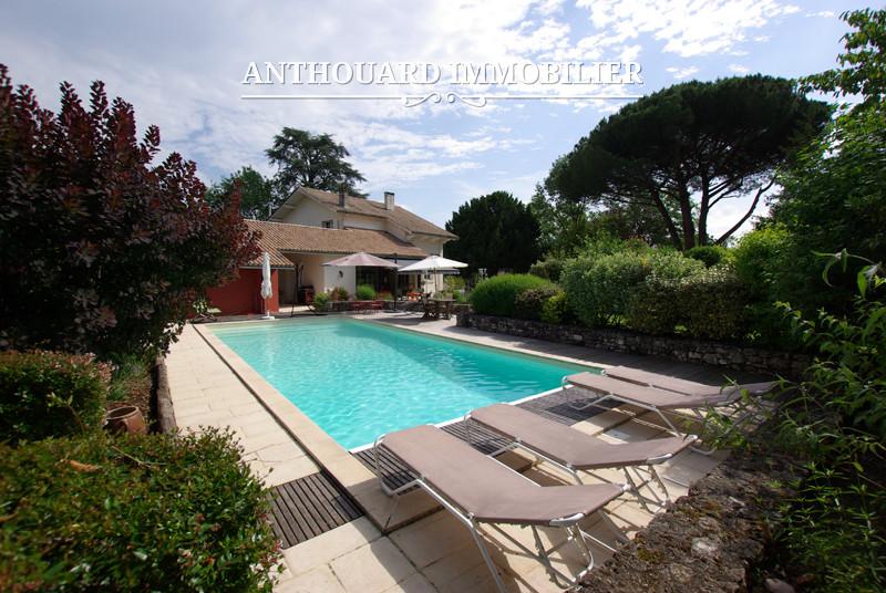 Acheter maison Bergerac piscine extérieure