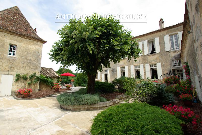 Agnece Anthouard Immobilier Ref 1228 Propriété à vendre en Dordogne, Périgord, Bergerac (21)