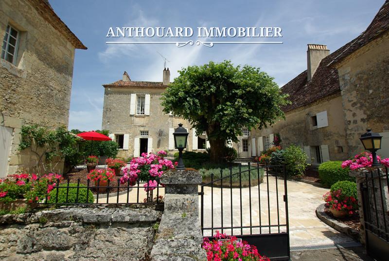 Agnece Anthouard Immobilier Ref 1228 Propriété à vendre en Dordogne, Périgord, Bergerac (73) - Copie