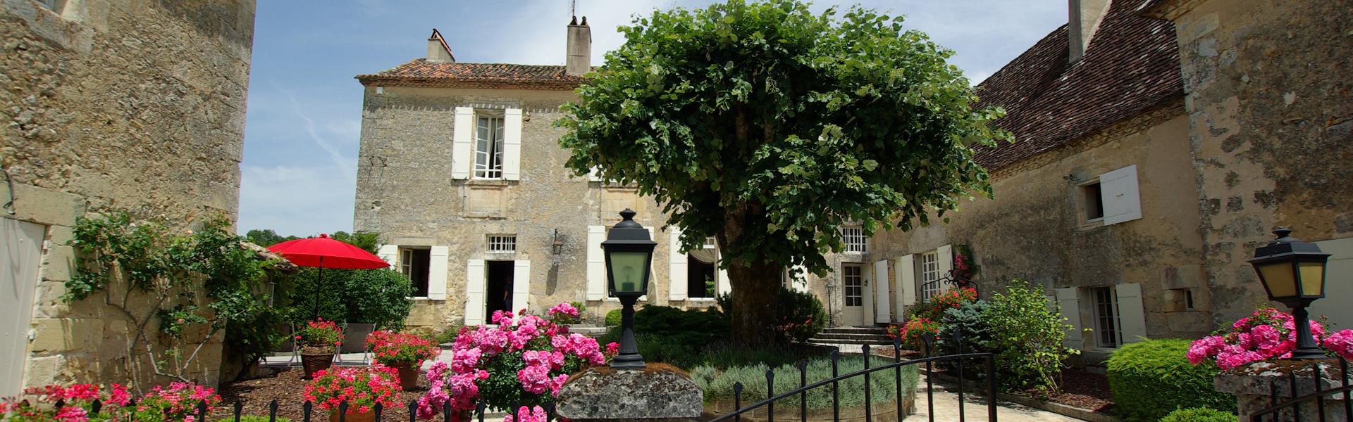 Vente propriété pas cher Dordogne jardin