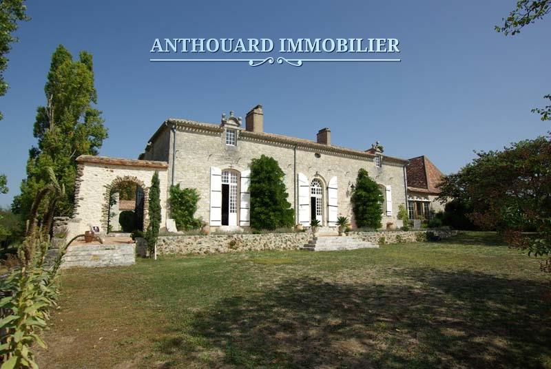 Agence Anthouard Immobilier Bergerac, Dordogne, propriété à vendre, maison en pierre (16)
