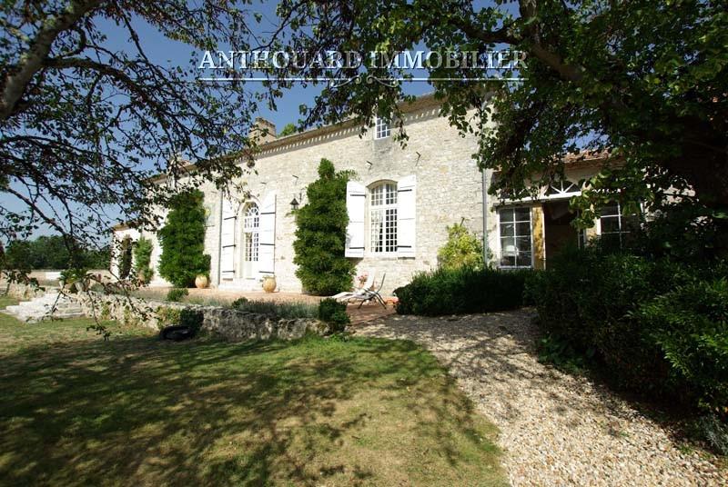 Agence Anthouard Immobilier Bergerac, Dordogne, propriété à vendre, maison en pierre (19)