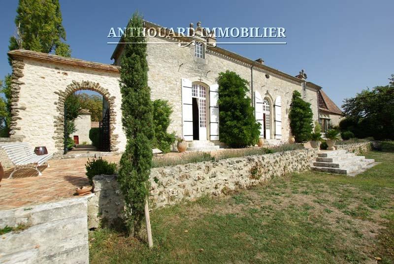 Agence Anthouard Immobilier Bergerac, Dordogne, propriété à vendre, maison en pierre (40)